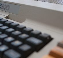Atari 800 by billlunney