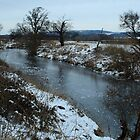 Frozen Wyre by andysax