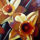 Narcissus 2 by Diana Davydova