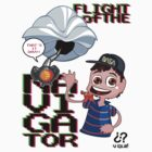 The flight of the Navigator! by Y-Que Design