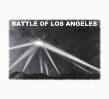 Battle of Los Angeles 1942 by faircop .gov