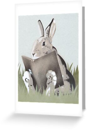 Rabbit Tales Grassland by Nicole Tattersall
