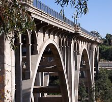 """Pasadena Bridge2"" by Photos55"