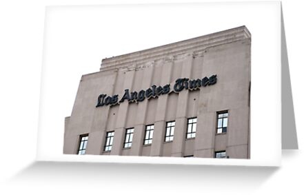 "The ""Old L.A. Times"" Building by Photos55"