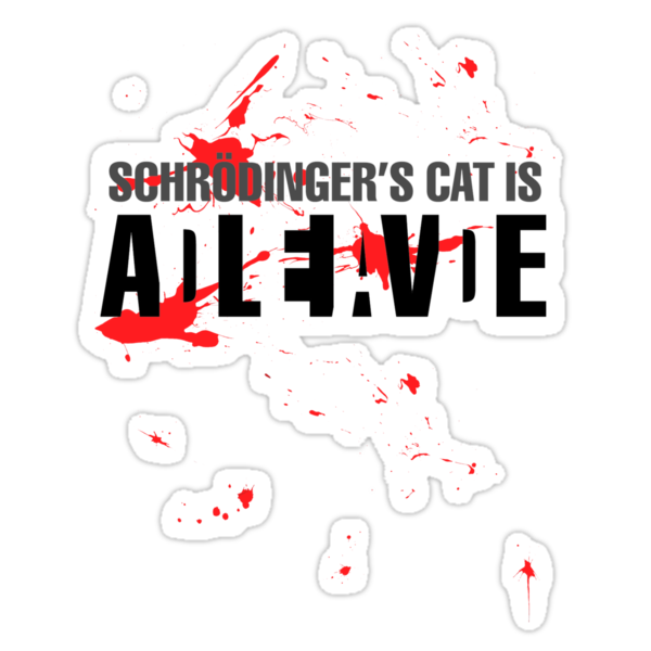 Schrödinger's Cat - Light Colours by RatcHeT