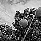 Donnybrook in Black and White by pennyswork