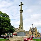 War Memorial, Bourton-on-the-Water by Rod Johnson