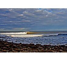Beautiful Point Break Photographic Print