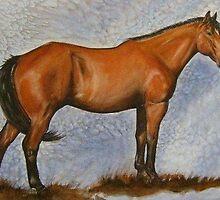 Red River Dude by Kathleen Livingston