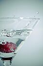 Grape Martini with a Splash by Johanne Brunet