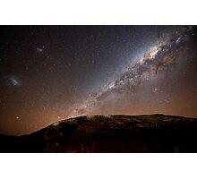 Our Galactic Neighborhood Photographic Print