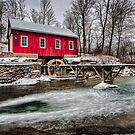 Morningstar Mill by (Tallow) Dave  Van de Laar
