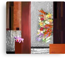 """""""Orchids"""" Canvas Print"""