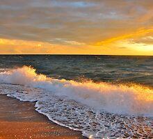 Herring Cove Beach Sunset by Gaymarie