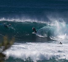 Point Break , Winter Swell by Scott Erskine