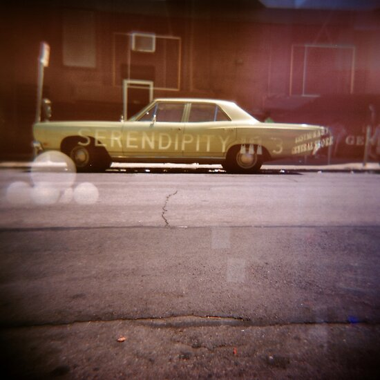 serendipity - Holga double exposure by 58glass