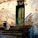 The Green Door by Karen Havenaar