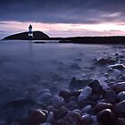 First light over Penmon point by Shaun Whiteman