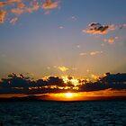 Lake Champlain Sunset 3 by A. Kakuk