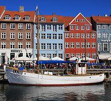 Nyhavn, Copenhagen by Gavin Craig