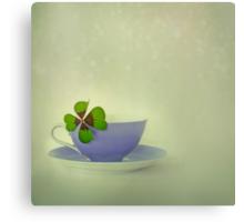 Little Luck Canvas Print