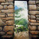 Ghosts of Machu Picchu by Conrad Stryker