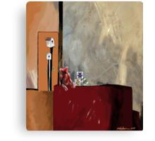 """""""Teddy Bear"""" Canvas Print"""