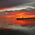 Sunrise over Promenade by Andrew (ark photograhy art)