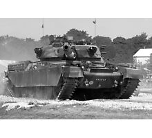 Chieftain Tank  Photographic Print