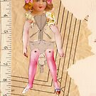Anatomy of a doll 2 by Thelma Van Rensburg