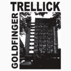 Trellick Tower, Erno Goldfinger by vastasquoheem