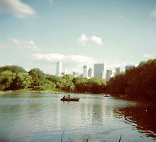 Central Park NYC - Holga by 58glass