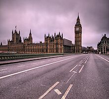 Desolate London by murphyz