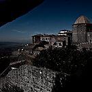 Italian dusk by Noah A
