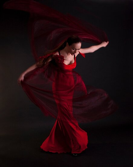 Red move by Aleksandra Misic