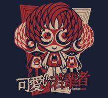Mod Mascot Stencil Kids Clothes