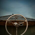 Boat Wheel by DuncanAllan