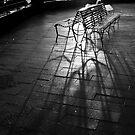 Panchine by Andrea Rapisarda