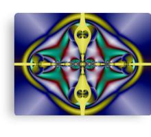 The Golden Compass  (FSK3845) Canvas Print