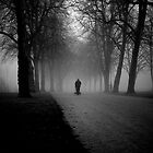 A gloomy Walk by Matt Sillence