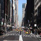 Broadway Canyon by NickSpiros