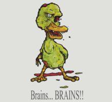 Zombie Duckling by creativecurran