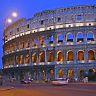 Colosseum, Rome by Steve Madsen