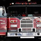 Tupelo Fire Dept.#1 by Thomas Eggert