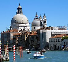 Santa Maria della Salute 2 by Darrell-photos