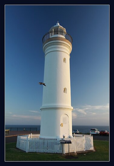 Kiama Lighthouse - The Light Tower 2 by Alexey Dubrovin