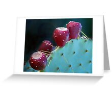 Fruitful Desert Greeting Card