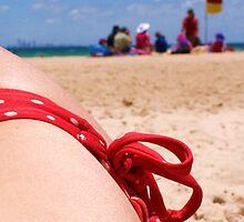 Bikini Beach by seeles