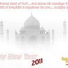 WISH YOU HAPPY NEW YEAR 2011 by RajeevKashyap