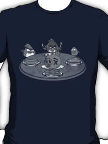 Angry Buffet- Angry Birds Parody Shirt T-Shirt
